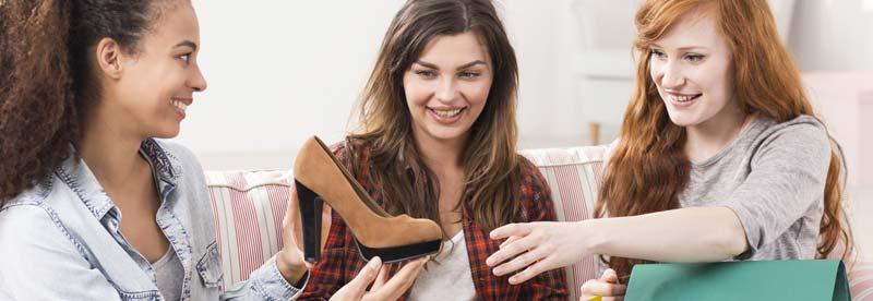 ghid de cumparare papuci pentru femei